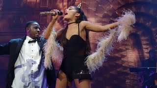 Repeat youtube video [HQ] Pink Champagne- Ariana Grande (Portland 9/4/15)