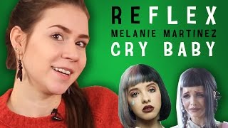 Melanie Martinez - Cry Baby (РЕФЛЕКС на клип)(Оригинал видео - https://www.youtube.com/watch?v=O87lzhoexyA Лина - https://goo.gl/Jp2JRh Виталий - https://goo.gl/BfDSqG Александра ..., 2016-04-08T14:00:04.000Z)