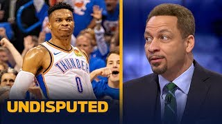 'Russell Westbrook's legacy is not going to be about winning' — Chris Broussard | NBA | UNDISPUTED
