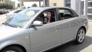 Used 2008 audi A4 Review - Cerritos Buick GMC - Car Of The Week