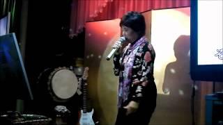 懐メロカラオケ大会で唄ってみました。