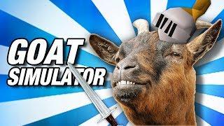 RIDDER GED!   Goat Simulator