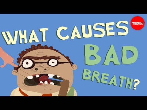 What causes bad breath? - Mel Rosenberg