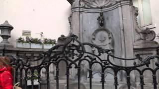 [Brussels] Manneken Pis(오줌싸개 동상)