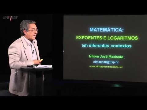 Matemática - Aula 20 - Expoentes e logaritmos em diferentes contextos - 2ª parte