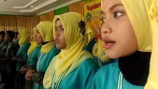 Persembahan lagu Maha Guru MIN 19 Jakarta Barat
