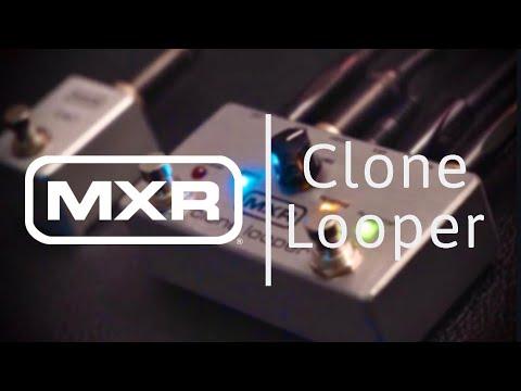 MAKING MUSIC ON THE SPOT | MXR Clone Looper