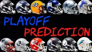 KTO's 2017 NFL Playoff Predictions