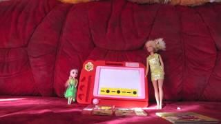 Школа Барби Урок чтения Учимся строить звуковую модель слова