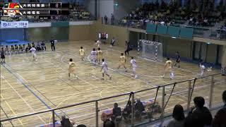 【ハンドボール】第43回大崎電気VS大同特殊シュートシーン  【ハンドボールリーグ】handball