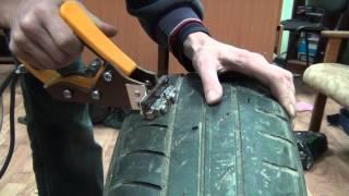 Машинка регрувер для нарезки протектора