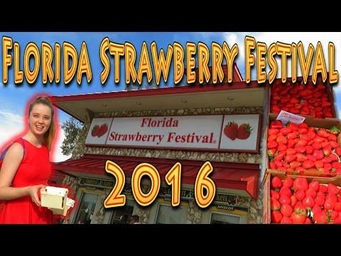 Travel: Florida Strawberry Festival 2016!!! Plant City (03.06.2016)