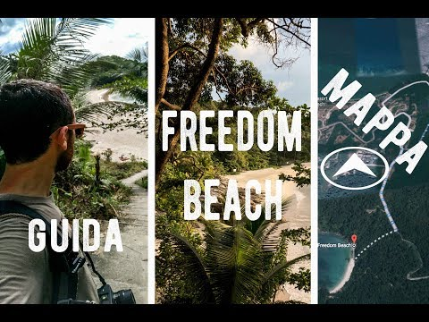 Come Raggiungere Freedom Beach | Phuket Guida