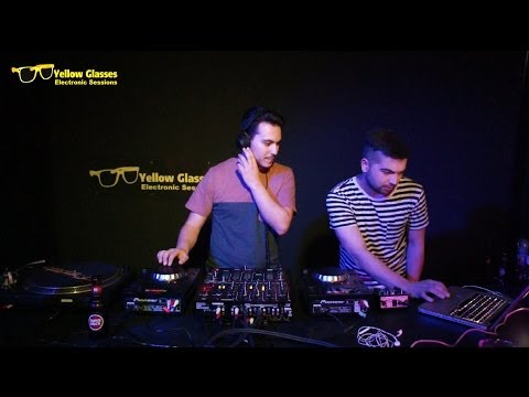 Avant-Garde - Yellow Glasses Electronic Sessions