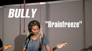 "Bully perform ""Brainfreeze"" (Live on Sound Opinions)"