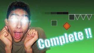 Todos los niveles Superados // The Impossible Game - El juego imposible