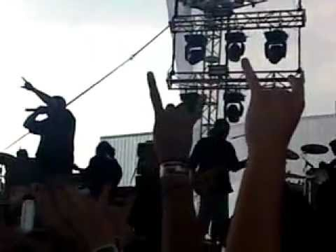 Thell Barrio - Traidores - Hell & Heaven Metal Fest 2011
