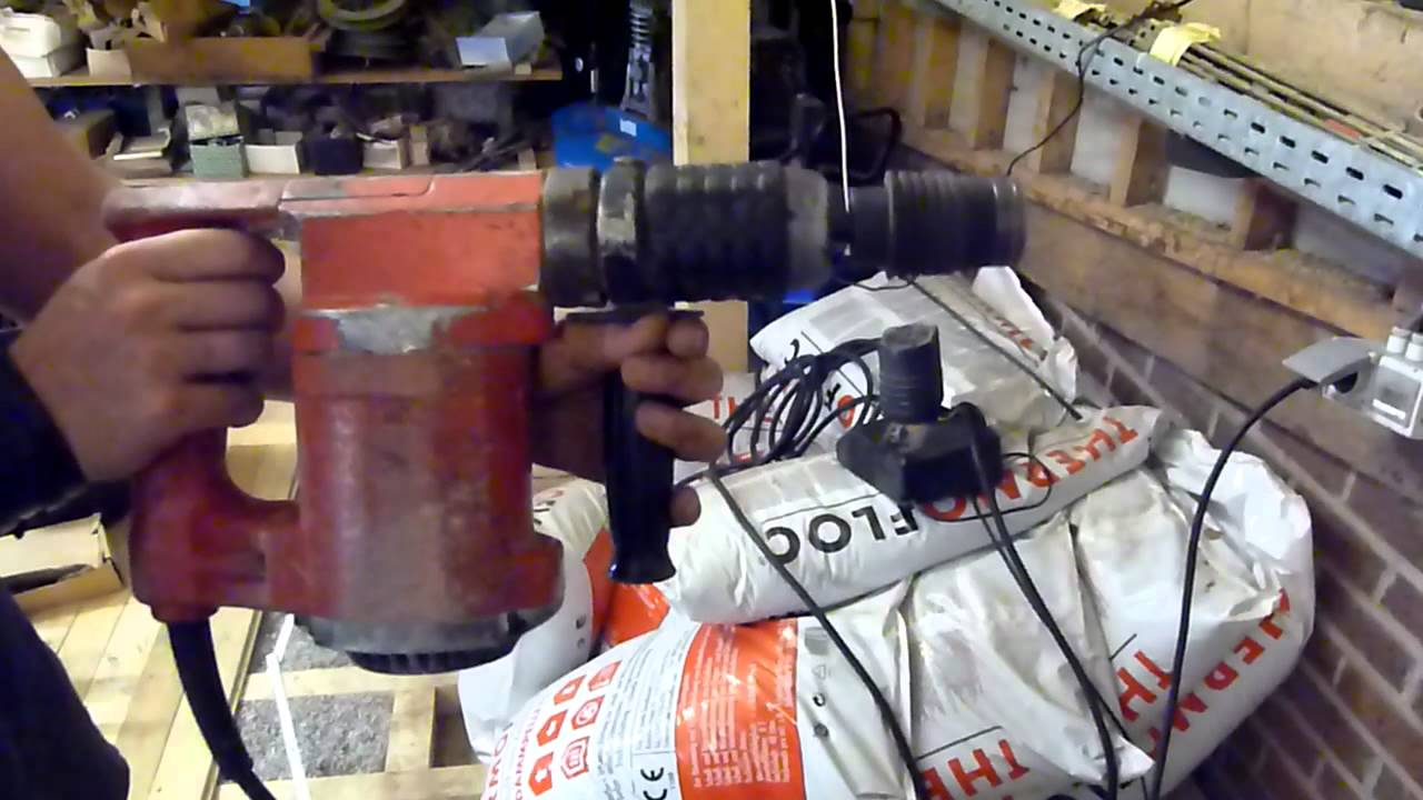 Perforateur hilti te 22 hilti te 22 driller youtube - Perforateur hilti te 6 s prix ...