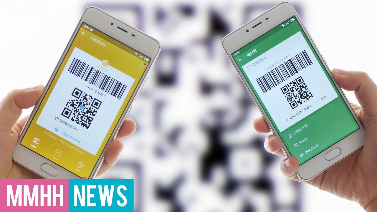 Alipay and WeChat are better than Whatsapp and Line