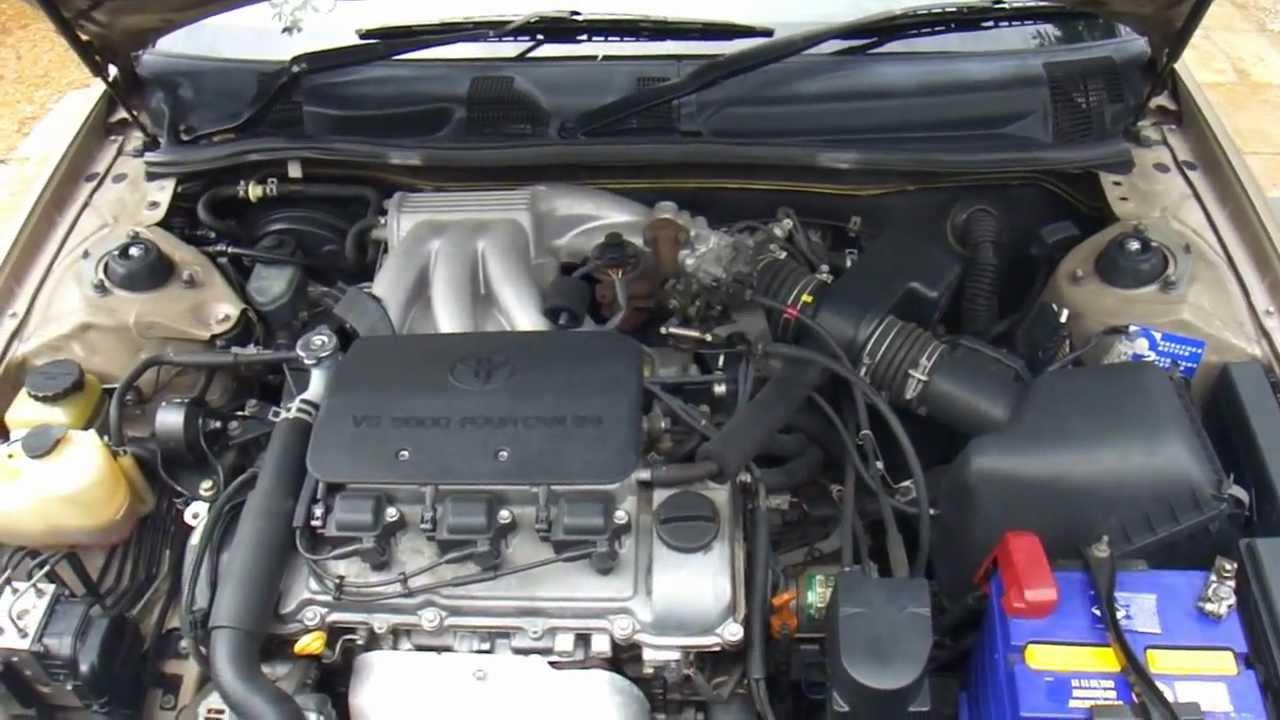 1994 toyota camry engine diagram how to a sentence worksheet vienta vxi economical 3.0 litre v6 auto - youtube