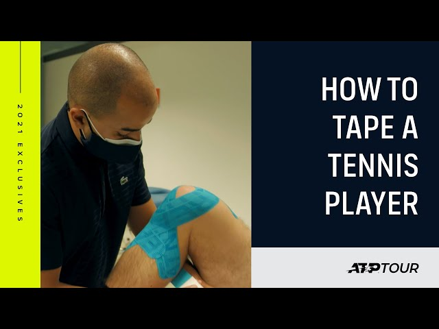 Behind The Scenes With An ATP Physio