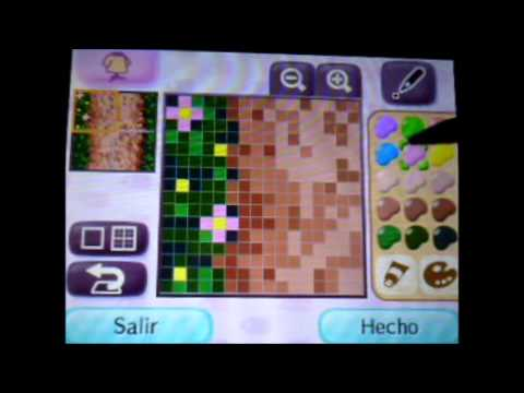 Animal Crossing New Leaf 29 Tutorial De Dise O Camino De