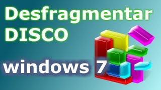 COMO DESFRAGMENTAR WINDOWS 7 - DISCO RIGIDO - HD