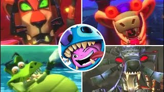 Disney Universe All Bosses (PS3, Wii, X360)