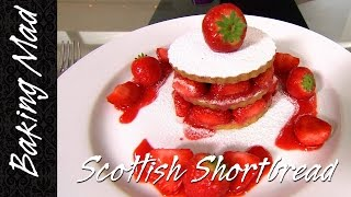 A Valentines Day Special! Baking Mad Monday: Scottish Shortbread