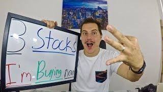 3 Stocks im buying Now! September 2016