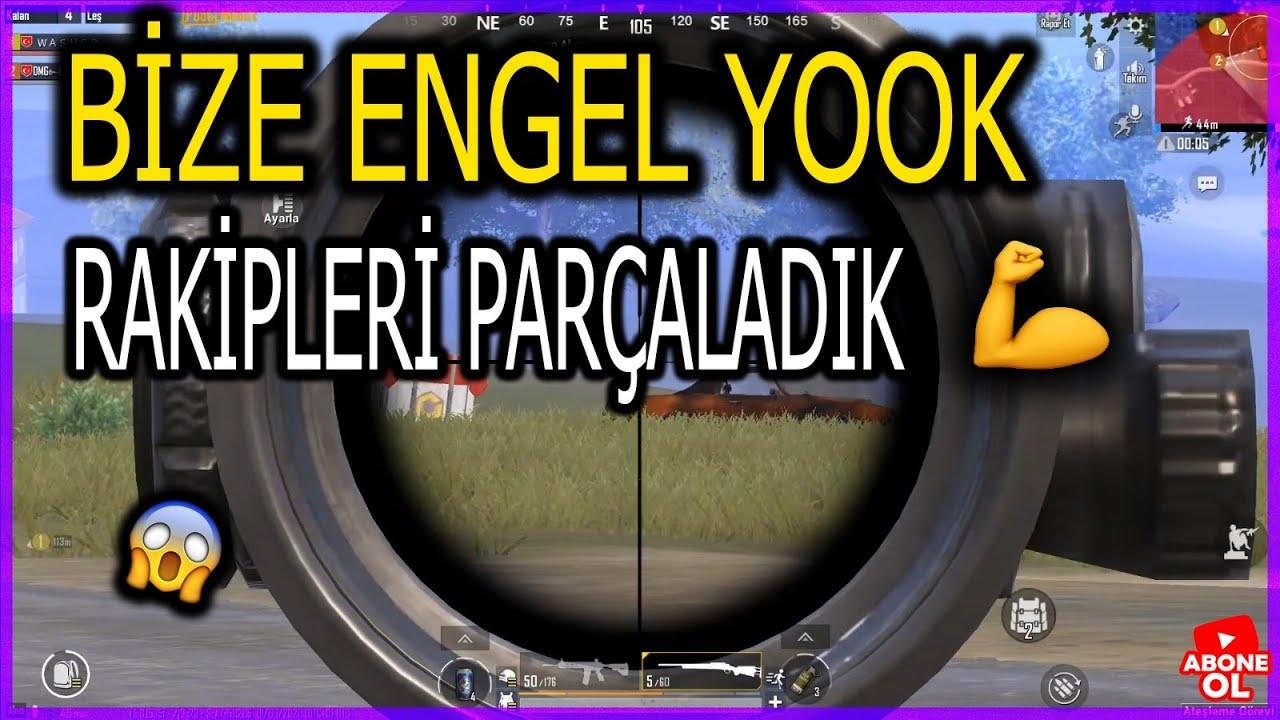 Download RAKİBİ PARÇALADIK BÜTÜN ZIRHLARI DELDİK - PUBG Mobile