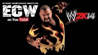 WWE 2K14: Bam Bam Bigelow • ECW Theme • Arena Effects