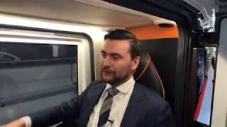 Fiera Dubai 2108. Intervista con il direttore sullo sviluppo SkyWay Technologies Co. Victor Baburin