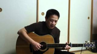 まっさんのシングル曲「案山子」(かかし)を歌ってみました。先日のミュー...