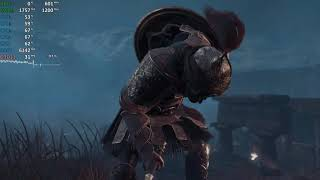 A10-9700 Test - Assassin's Creed Odyssey - Gameplay Benchmark Test
