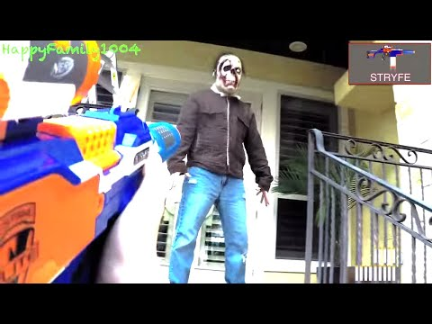 Nerf Call Of Duty - Level1!