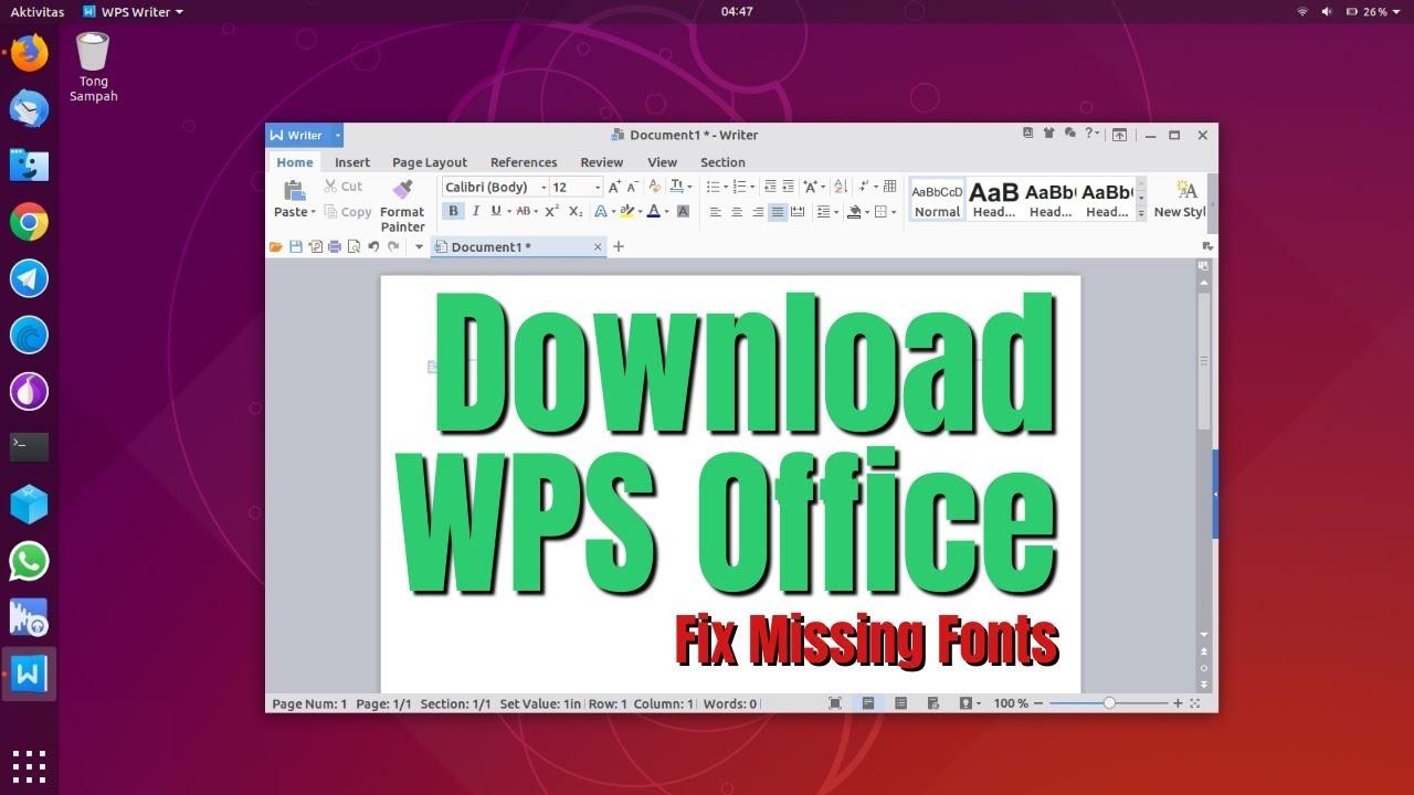 Download Ubuntu tutorial for beginners 2019 - Download WPS Office ...