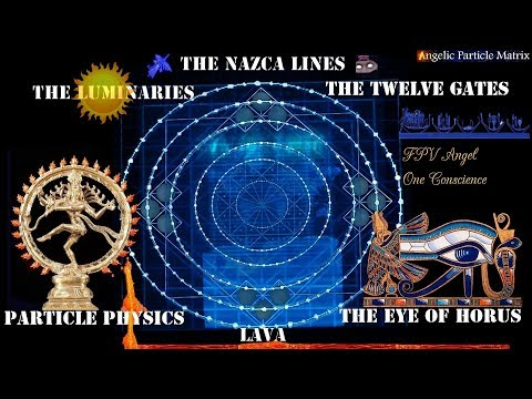 The 12 Gates, The Sun, Particle Physics, The Nazca Lines, The Eye Of Horus Decoded And Lava.