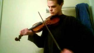 Haste to the Wedding (Celtic, Irish jig: fiddle / violin)