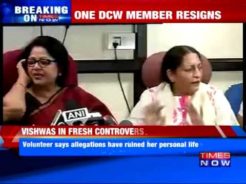 DCW member threatens to resign over Vishwas summons issue