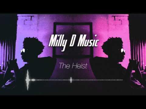 Joey Badass X Flatbush Zombies Type Beat - The Heist (Prod. Milan Francis)
