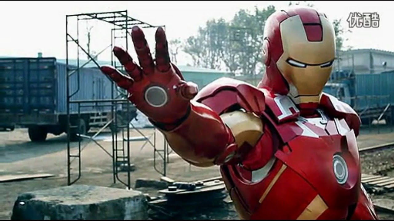 Realistic Looking Homemade Iron Man Suit Build in 20 Days! & Realistic Looking Homemade Iron Man Suit Build in 20 Days! - YouTube