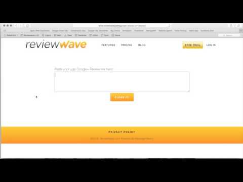 How To Get Google Reviews by Review Wave