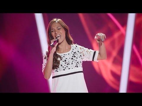 Jhoanna Aguila Sings You've Got The Love | The Voice Australia 2014