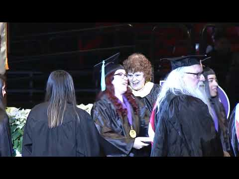 El Paso Community College Commencement - Fall 2019