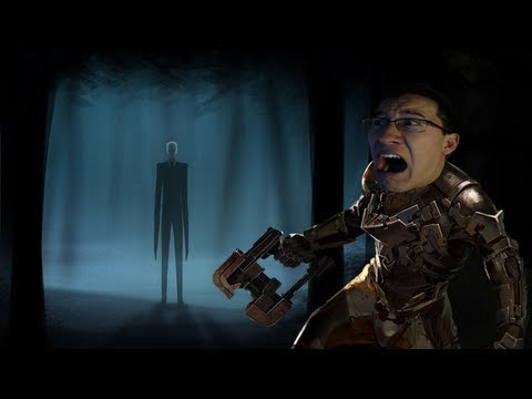 Thumbnail: Slender Space | MARKIPLIER IS IN THE GAME