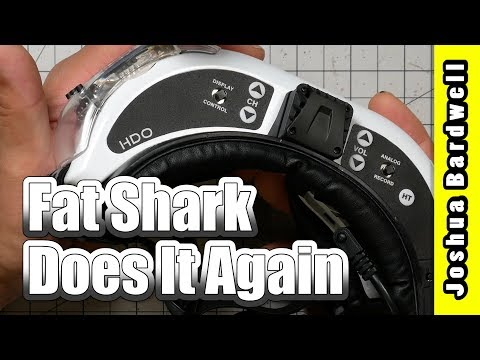 Fat Shark HDO Review | FATSHARK'S NEW TOP OF THE LINE GOGGLE