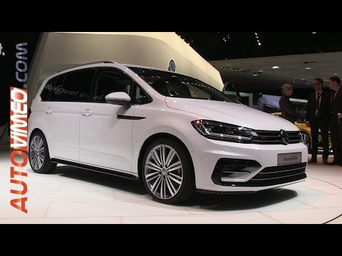 Volkswagen Touran R-Line 2.0 TDI Bluemotion 2015 autovimeo.com
