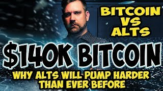 BITCOIN to $140k & Why Alt Coins Will Pump Harder Than Ever