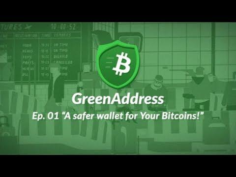 Green Address   создание биткоин кошелька  почему нельзя хранить BTC на  Blockchain Info